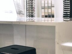 ITAL SHOWROOM - VARIETY OF QUARTZ PRODUCTS