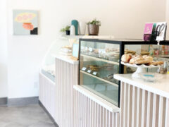 PINKY'S BAKE SHOP - ABSOLUTE WHITE QUARTZ