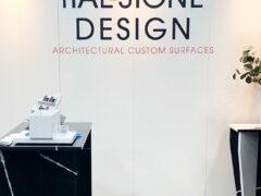 ITAL-STONE WINNIPEG RENO SHOW BOOTH 2020 - PORCELAIN, QUARTZ, GRANITE, MARBLE, SOAPSTONE